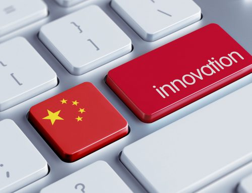 Innovation in China is blossoming on many fronts
