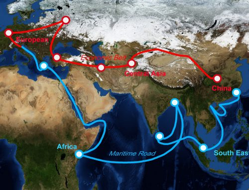 China's Belt and Road Initiative (BRI) offers once-in-a-lifetime opportunities