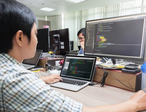 The rapid growth of China's software industry