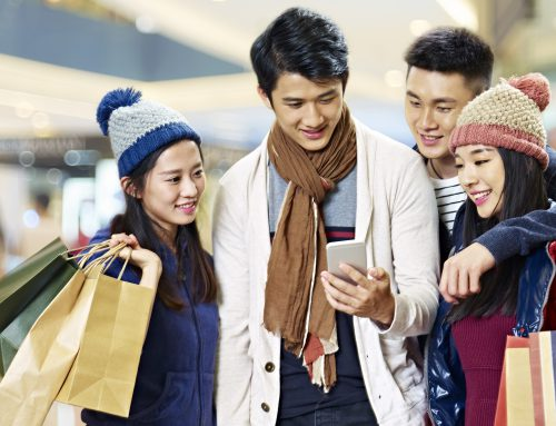 Retail Trends for Western Brands in China